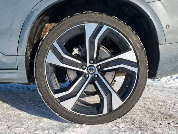 2020 Volvo XC90 R-Design 22 inch Wheel