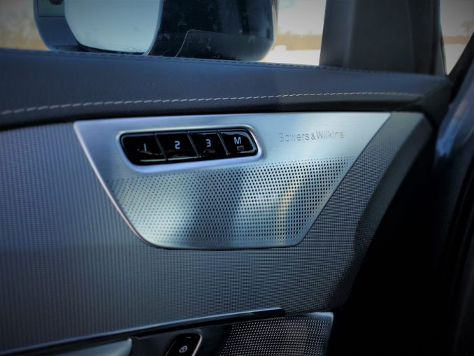 Volvo XC90 bowers wilkins