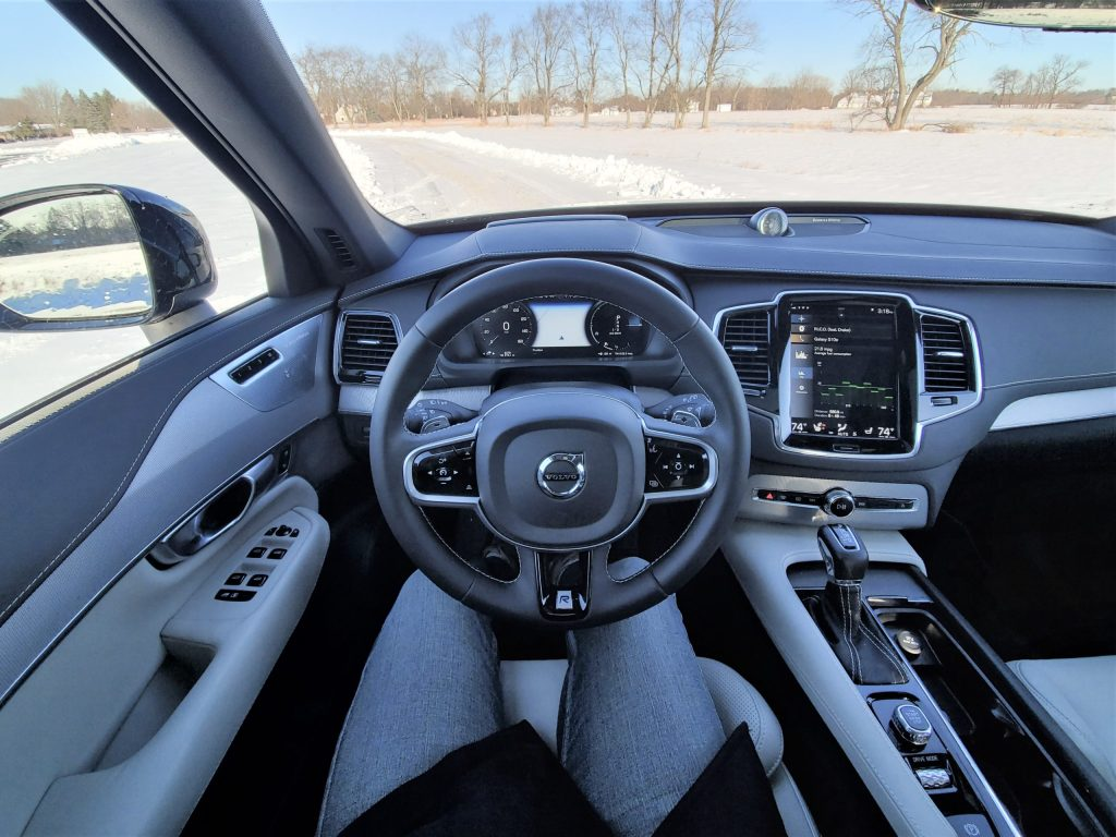 2020 Volvo XC90 Steering Wheel