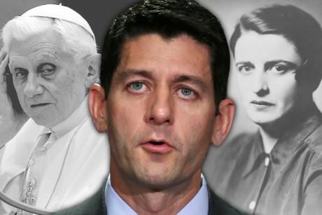 Paul Ryan is a little bitch.