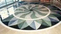 Terrazzo flooring - The New Nation