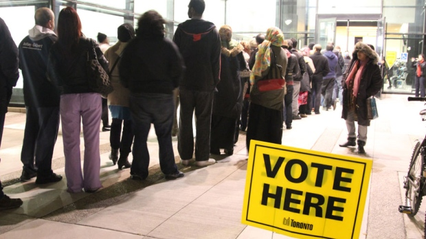 toronto-election-long-voting-lines