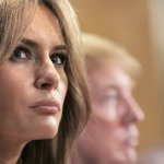 Melania and Donald … Under One Roof but Separate Bedrooms?