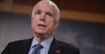 Biggest Bombshell From Comey Hearing? McCain's Deteriorating State Of Mind