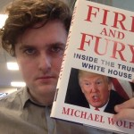 Trump: 'Fire and Fury' is BS …  As In Best Seller!