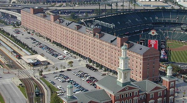 With coveted offices BO Warehouse more than baseball