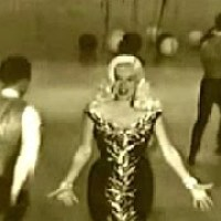 Scott Rogers: The Steve Allen Show- Diana Dors Hooray For Love in 1960