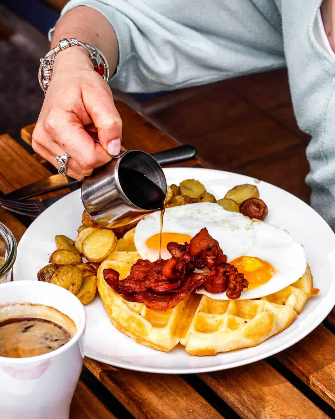 Café Mareva : une adresse sans gluten