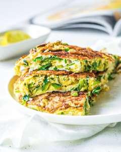 Recette omelette poireau