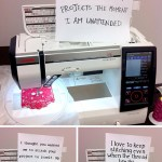 Sewing Machine Shaming