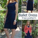 Ballet Dress with Free Pattern