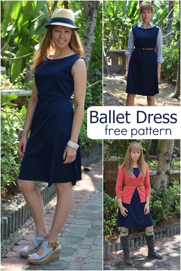 Ballet Dress Pattern
