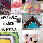Great Baby Blanket Tutorials