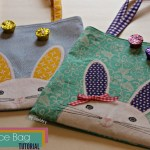 Bunny Tote Bag Pattern