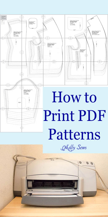 print pdf sewing patterns