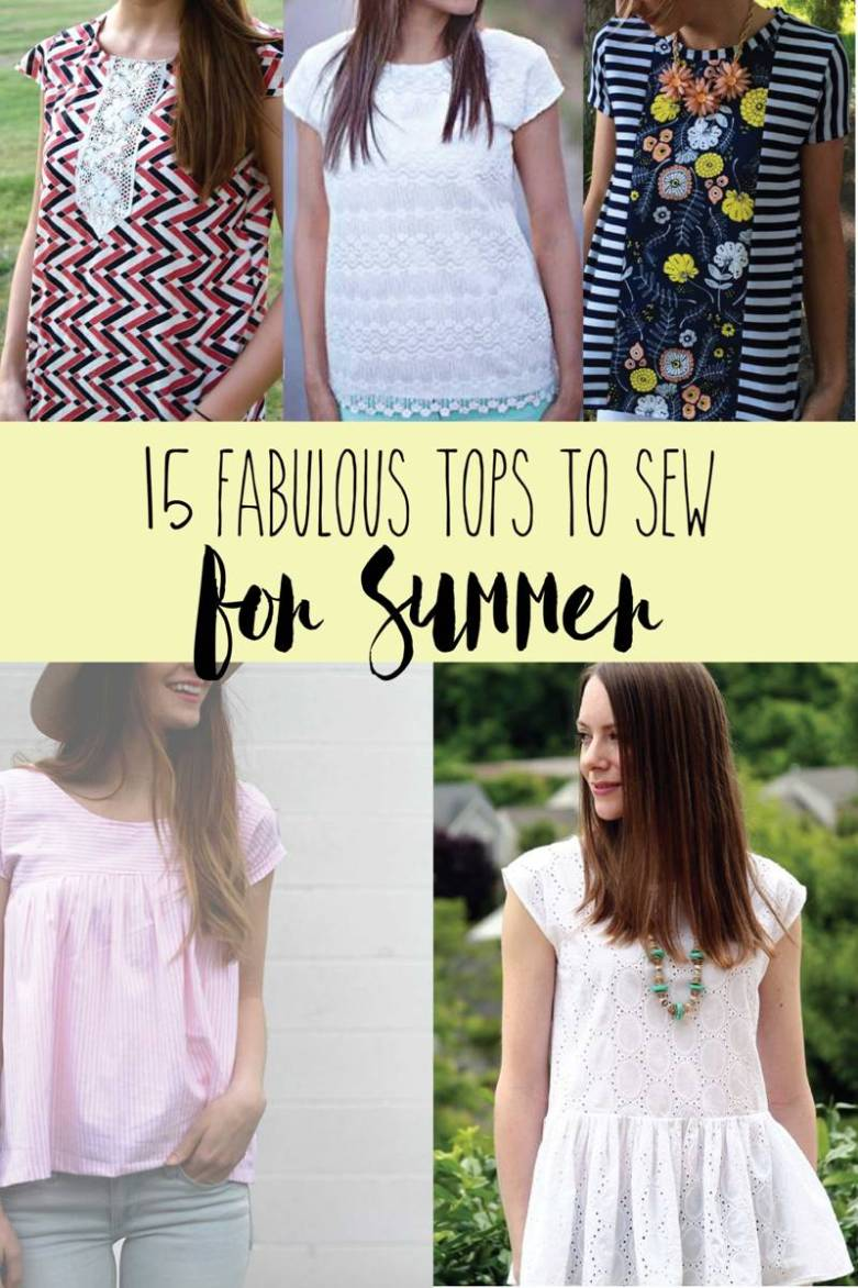 15-Fabulous-Tops-to-Sew-for-Summer