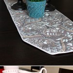 Table Runner or Hot Pad? Both!