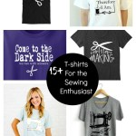 T-shirt Gifts For The Sewing Enthusiast