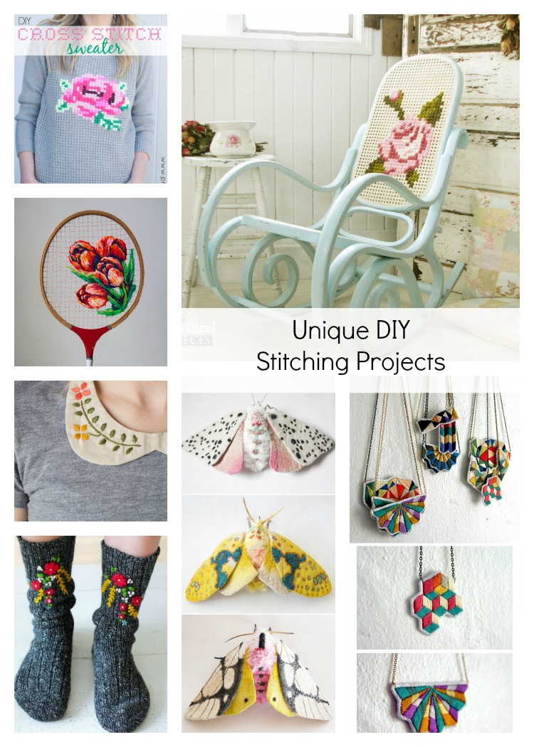 Stitching Projects