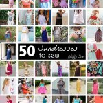 50 Ways to Sew a Sundress