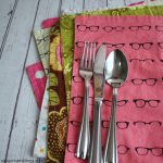 How to Sew Reversible Placemats