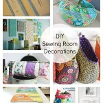 10+ Sewing Room Decorations