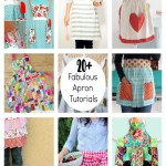 DIY Apron Tutorials