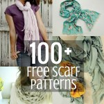 100+ Easy to Make Scarves