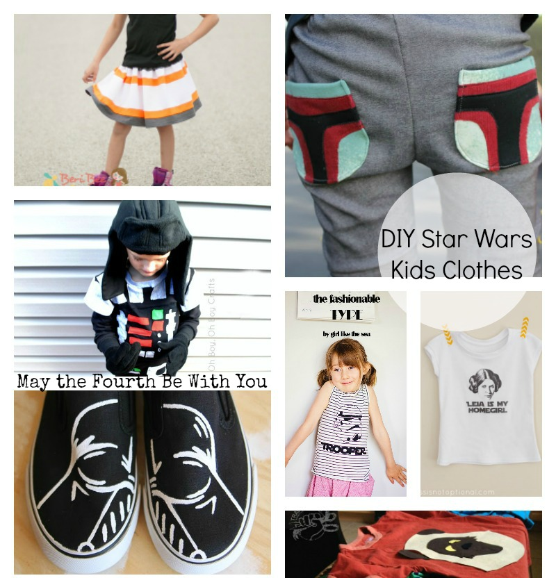 DIY Star Wars projects