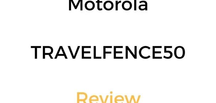 Motorola TRAVELFENCE50 Wireless Dog Fence Review
