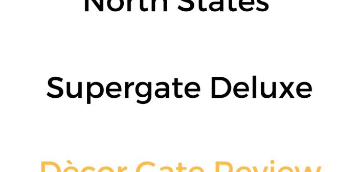 North States Supergate Deluxe Décor Gate: Review & Buyer's