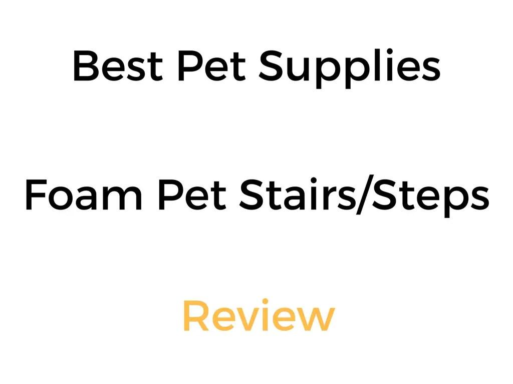 Home Decor 4 Step Pet Steps