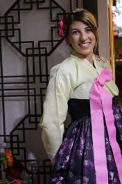Me in my hanbok!