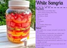 White Sangria with Moscato Recipe