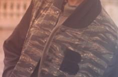 cb24262def7bf Hentsch Man Camo K-Way Jacket   Sleeveless Bomber