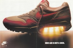 premium selection 16564 330e9 Original 1987 NIKE-AIR Advert