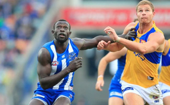 Majak Daw To Make Afl Return For North Melbourne After