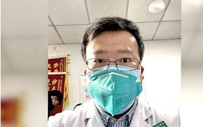 Coronavirus  Death Of Chinese Whistleblowing Doctor Sparks