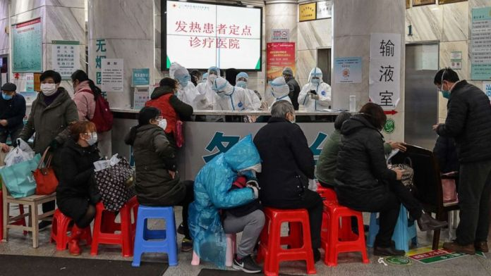BREAKING: Hospitals May Run Out of Space as China Reports 573 New Coronavirus Infections