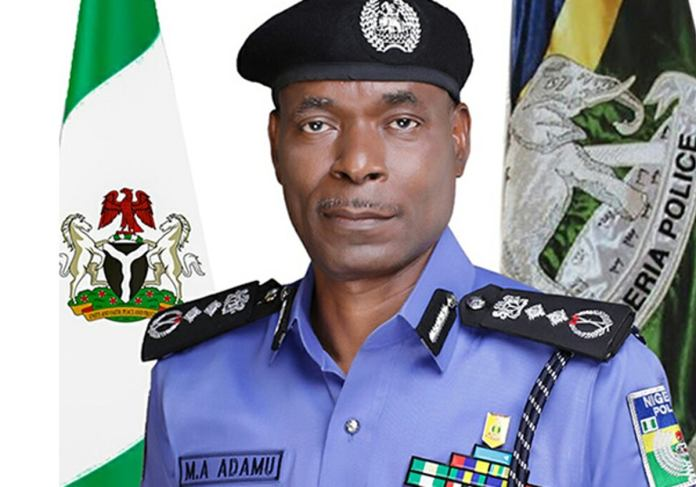 IG Orders Police to Enforce Physical Gathering Restriction