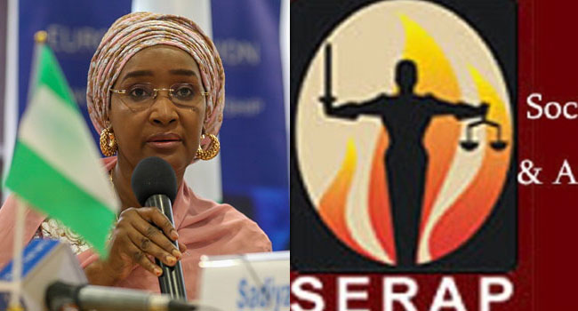 Order FG, CBN to name beneficiaries of N500bn COVID 19 cash payments, SERAP tells Court 3