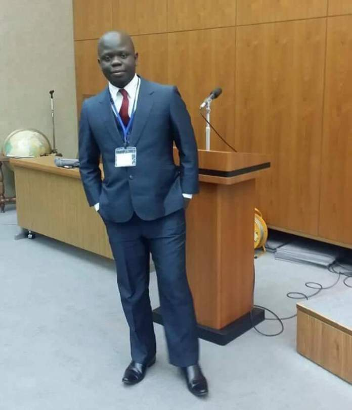 Japanese police hails Ikenna Nweke, Nigerian who returned lost wallet loaded with cash, credit card 4