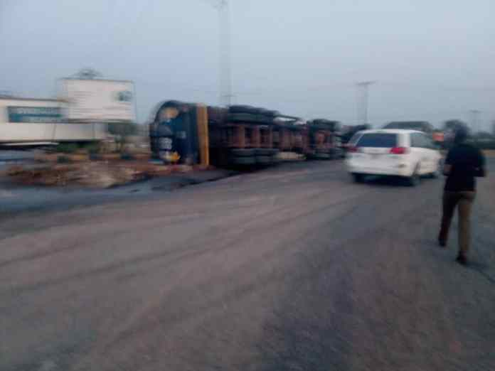 Diesel tanker crash claims one in Anambra 2