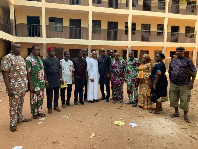 Hon Obinna Chidoka inspects constituency project 2