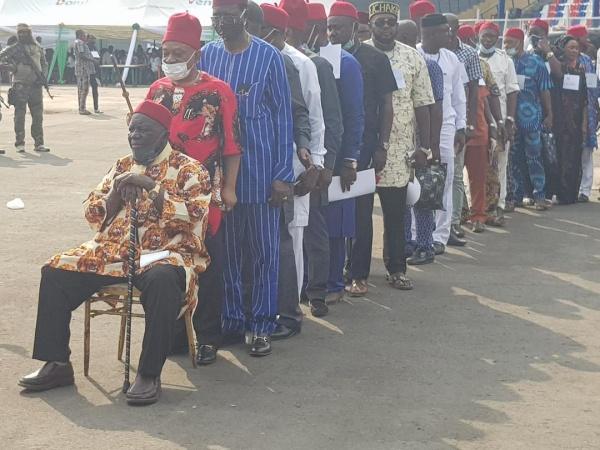 BREAKING: Prof. Obiozor emerges Ohanaeze President-General 3
