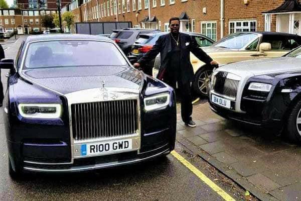 Billionaire businessman, Boluwatife Akin-Olugbade, dies of COVID19 1