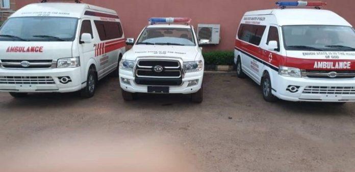 Healthcare: Enugu govt revamps, deploys more ambulances for emergency operations 1