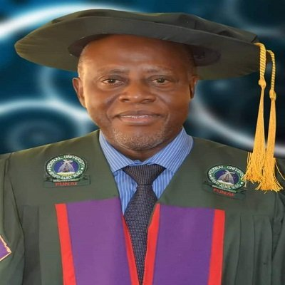 BREAKING: Prof Elom appointed new Vice Chancellor of AE-FUNAI 3