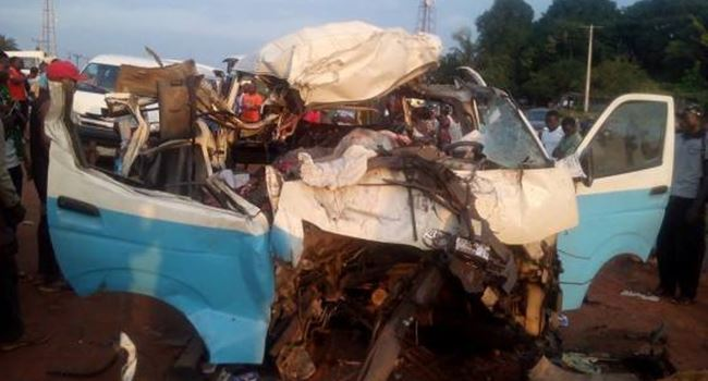 Tragedy: Two people die in Osun road accident 3