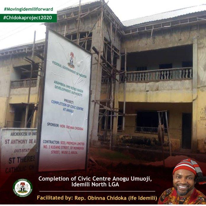 Idemili Federal Constituency celebrates Hon Chidoka's impactful representation 6